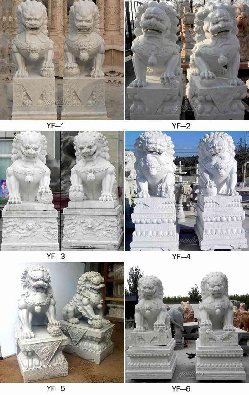 Life Size Black Marble Western Lion Statue Entrance Decor for Sale MOKK-443 More Designs