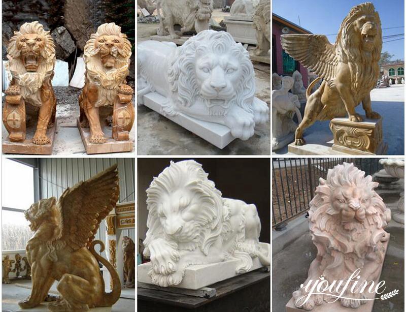 marble lion (1)